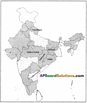 AP Board 9th Class Social Studies Important Questions Chapter 18 Impact of Colonialism in India 1