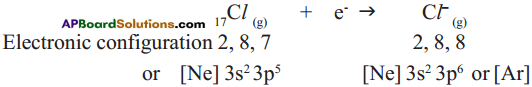 AP SSC 10th Class Chemistry Solutions Chapter 10 Chemical Bonding 26