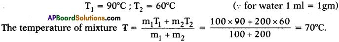 AP SSC 10th Class Physics Solutions Chapter 1 Heat 13