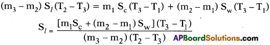 AP SSC 10th Class Physics Solutions Chapter 1 Heat 3