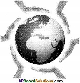 AP SSC 9th Class Social Studies Solutions Chapter 1 Our Earth 1