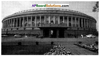 AP Board 8th Class Social Studies Solutions Chapter 14 Parliament and Central Government 2