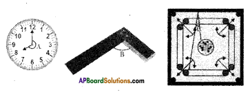 AP Board 9th Class Maths Solutions Chapter 4 Lines and Angles Ex 4.1 2