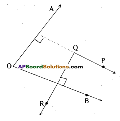AP Board 9th Class Maths Solutions Chapter 4 Lines and Angles Ex 4.3 15