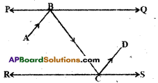 AP Board 9th Class Maths Solutions Chapter 4 Lines and Angles Ex 4.3 17