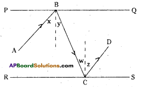 AP Board 9th Class Maths Solutions Chapter 4 Lines and Angles Ex 4.3 18