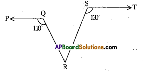 AP Board 9th Class Maths Solutions Chapter 4 Lines and Angles Ex 4.3 4