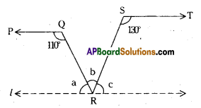 AP Board 9th Class Maths Solutions Chapter 4 Lines and Angles Ex 4.3 5