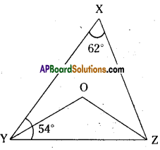 AP Board 9th Class Maths Solutions Chapter 4 Lines and Angles Ex 4.4 10