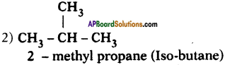 AP SSC 10th Class Chemistry Important Questions Chapter 14 Carbon and its Compounds 33