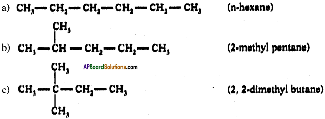 AP SSC 10th Class Chemistry Important Questions Chapter 14 Carbon and its Compounds 46