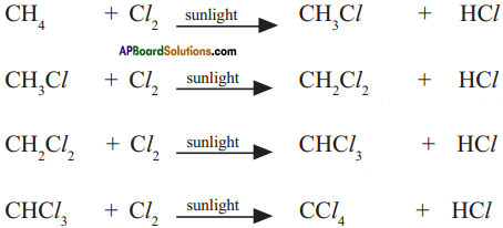 AP SSC 10th Class Chemistry Important Questions Chapter 14 Carbon and its Compounds 51