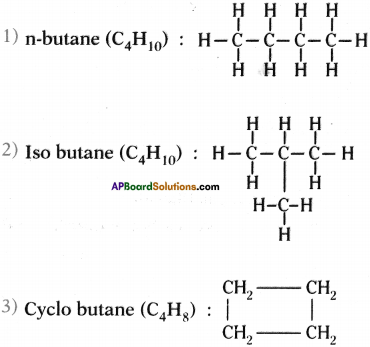 AP SSC 10th Class Chemistry Important Questions Chapter 14 Carbon and its Compounds 71