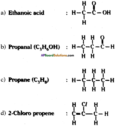 AP SSC 10th Class Chemistry Important Questions Chapter 14 Carbon and its Compounds 72