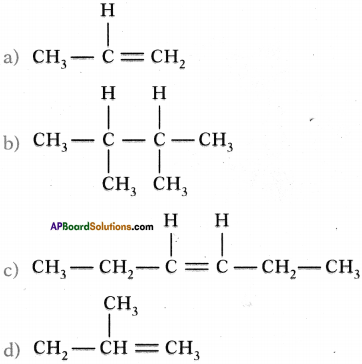 AP SSC 10th Class Chemistry Important Questions Chapter 14 Carbon and its Compounds 84