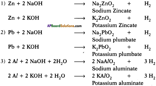 AP SSC 10th Class Chemistry Important Questions Chapter 4 Acids, Bases and Salts 14