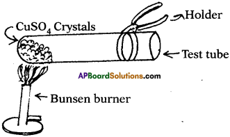 AP SSC 10th Class Chemistry Important Questions Chapter 4 Acids, Bases and Salts 6