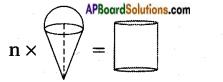 AP SSC 10th Class Maths Solutions Chapter 10 Mensuration Ex 10.4 5