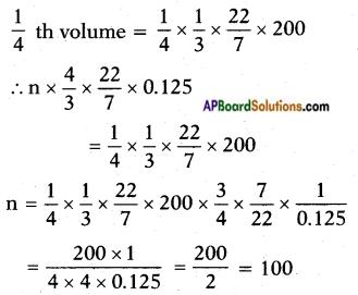 AP SSC 10th Class Maths Solutions Chapter 10 Mensuration Ex 10.4 8