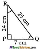 AP SSC 10th Class Maths Solutions Chapter 11 Trigonometry Ex 11.1 2