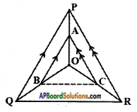 AP SSC 10th Class Maths Solutions Chapter 8 Similar Triangles Ex 8.1 9