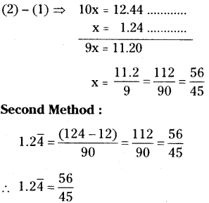 AP Board 8th Class Maths Solutions Chapter 1 Rational Numbers Ex 1.1 8