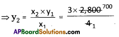 AP Board 8th Class Maths Solutions Chapter 10 Direct and Inverse Proportions Ex 10.1 6