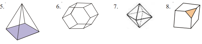 AP Board 8th Class Maths Solutions Chapter 13 Visualizing 3-D in 2-D Ex 13.2 2