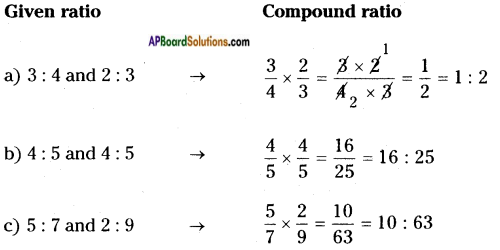 AP Board 8th Class Maths Solutions Chapter 5 Comparing Quantities Using Proportion InText Questions 4
