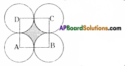AP Board 8th Class Maths Solutions Chapter 8 Area of Plane Figures Ex 9.2 12