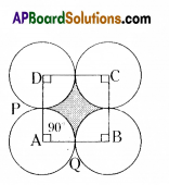 AP Board 8th Class Maths Solutions Chapter 8 Area of Plane Figures Ex 9.2 13