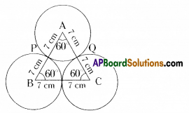 AP Board 8th Class Maths Solutions Chapter 8 Area of Plane Figures Ex 9.2 15
