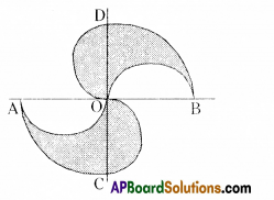 AP Board 8th Class Maths Solutions Chapter 8 Area of Plane Figures Ex 9.2 9