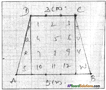 AP Board 8th Class Maths Solutions Chapter 9 Area of Plane Figures InText Questions 13