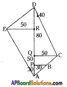AP Board 8th Class Maths Solutions Chapter 9 Area of Plane Figures InText Questions 17