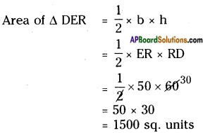 AP Board 8th Class Maths Solutions Chapter 9 Area of Plane Figures InText Questions 21
