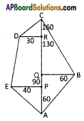 AP Board 8th Class Maths Solutions Chapter 9 Area of Plane Figures InText Questions 24