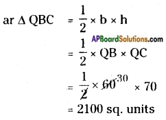 AP Board 8th Class Maths Solutions Chapter 9 Area of Plane Figures InText Questions 26