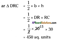 AP Board 8th Class Maths Solutions Chapter 9 Area of Plane Figures InText Questions 27