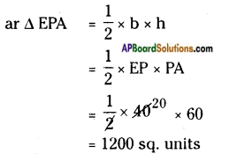 AP Board 8th Class Maths Solutions Chapter 9 Area of Plane Figures InText Questions 29