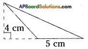 AP Board 8th Class Maths Solutions Chapter 9 Area of Plane Figures InText Questions 3