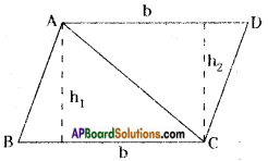 AP Board 8th Class Maths Solutions Chapter 9 Area of Plane Figures InText Questions 32