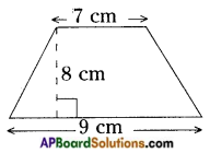 AP Board 8th Class Maths Solutions Chapter 9 Area of Plane Figures InText Questions 8