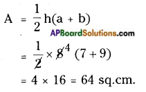 AP Board 8th Class Maths Solutions Chapter 9 Area of Plane Figures InText Questions 9