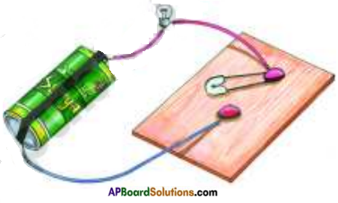 AP Board 8th Class Physical Science Solutions Chapter 9 Electrical Conductivity of Liquids 4