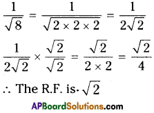 AP Board 9th Class Maths Solutions Chapter 1 Real Numbers InText Questions 15 (2)