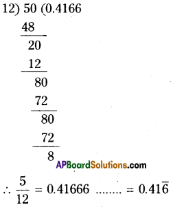 AP Board 9th Class Maths Solutions Chapter 1 Real Numbers InText Questions 9