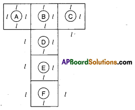 AP Board 9th Class Maths Solutions Chapter 10 Surface Areas and Volumes InText Questions 1