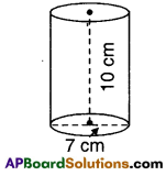 AP Board 9th Class Maths Solutions Chapter 10 Surface Areas and Volumes InText Questions 11