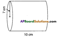 AP Board 9th Class Maths Solutions Chapter 10 Surface Areas and Volumes InText Questions 13